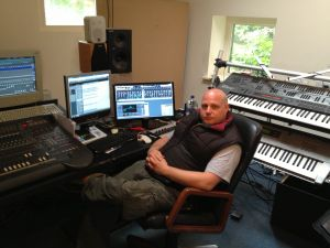 Louie Nicastro, Charlton Farm Studio just outside Bath